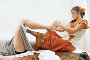 Đặc điểm của massage Thái