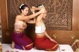 Lợi ích của Massage kiểu Thái với sức khỏe