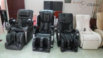 Mua ghế massage Nhật cũ dùng được bao lâu?