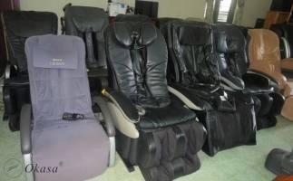Những điều cần biết khi mua ghế massage cũ ?
